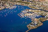 Pointe Chaleix, Port Plaisance et baie de l'Orphelinat, Nouméa, Nouvelle-Calédonie