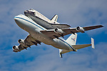 Discovery Space Shuttle's Last Flight