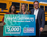 2016 Propane Council Adopt a Classroom