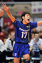 Takeshi Nagano (Panthers), MARCH 5, 2011 - Volleyball : 2010/11 Men's V.Premier League match between Toyoda Gosei Trefuerza 1-3 Panasonic Panthers at Tokyo Metropolitan Gymnasium in Tokyo, Japan. (Photo by AZUL/AFLO).