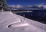 Homewood waterfront on Lake Tahoe