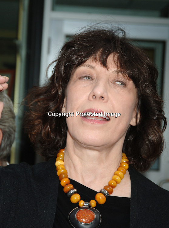 "Lily Tomlin..at The New York Premiere of ""A Prairie Home Companion""..on June 4, 2006 at The DGA Theatre. ..Robin Platzer, Twin Images"