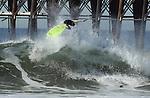 OCEANSIDE PIER SURFER