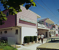 Elfra Court Motel, Wildwood, NJ - 1960's Exterior