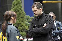 Fringe (2008-2013)<br /> (Season 2, Episode 1, &quot;A New Day in the Old Town&quot;)<br /> Joshua Jackson &amp; Meghan Markle<br /> *Filmstill - Editorial Use Only*<br /> CAP/KFS<br /> Image supplied by Capital Pictures