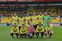 20170114 A League - Wellington Phoenix v Central Coast Mariners