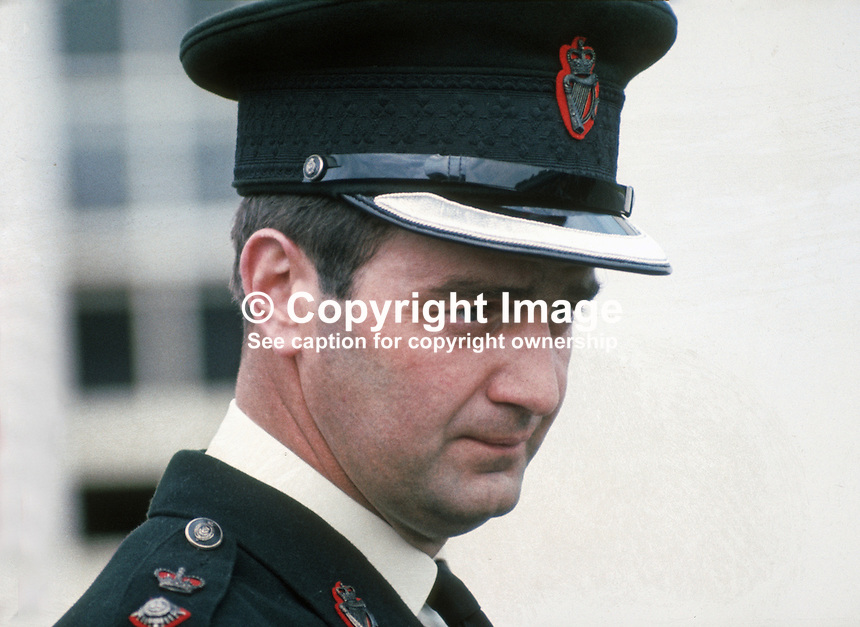Chief Superintendent <b>Robert Killen</b>, commandant, RUC Training Depot, <b>...</b> - Killen-Robert-Chief-Supt-19710600232