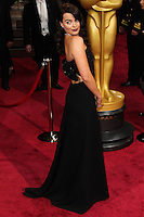 HOLLYWOOD, LOS ANGELES, CA, USA - MARCH 02: Margot Robbie at the 86th Annual Academy Awards held at Dolby Theatre on March 2, 2014 in Hollywood, Los Angeles, California, United States. (Photo by Xavier Collin/Celebrity Monitor)