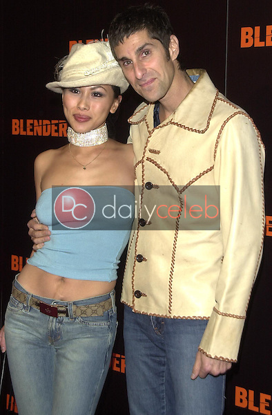 Perry Farrell and wife Etty
