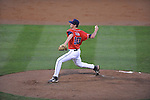 Ole Miss' Chris Ellis (10) pitches vs. Murray State at Oxford-University Stadium in Oxford, Miss. on Wednesday, May 2, 2012. Ole Miss won 11-5.