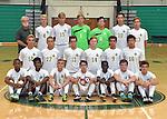 9-29-16, Huron High School boy's varsity soccer team