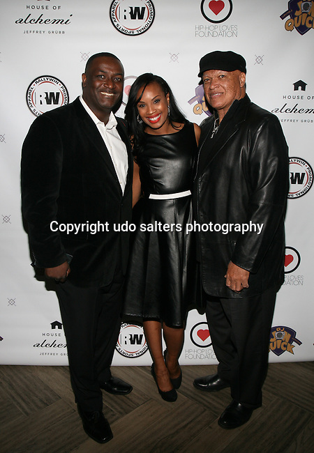 DJ JON QUICK, DANA WHITFIELD and A.B. WHITFIELD Attend DJ Jon Quick's 5th Annual Beauty and the Beat: Heroines of Excellence Awards Honoring AMBRE ANDERSON, DR. MEENA SINGH,<br />