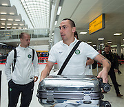 17.09.2014 Celtic leave