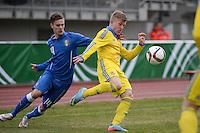 2015.03.21 Italy - Ukraine