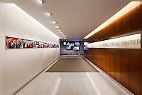 World Trade Center Memorial Hallway
