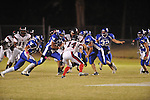 Water Valley vs. Nettleton in Water Valley, Miss. on Friday, October 14, 2011. Water Valley won 53-7.
