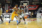 "Ole Miss' Ladarius White (10) vs. McNeese State at the C.M. ""Tad"" Smith Coliseum in Oxford, Miss. on Tuesday, November 20, 2012. .."