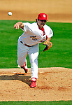 28 February 2007: St. Louis Cardinals pitcher Mike Smith on the mound during a pre-season, Grapefruit League game against the Florida Marlins on Opening Day for Spring Training at Roger Dean Stadium in Jupiter, Florida. The Cardinals and Marlins share Roger Dean Stadium and the training facilities which opened in 1998 as a co-development between the Cardinals and the Montreal Expos.<br /> <br /> Mandatory Photo Credit: Ed Wolfstein Photo