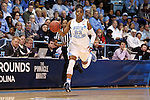 25 March 2014: North Carolina's Diamond DeShields. The University of North Carolina Tar Heels played the Michigan State University Spartans in an NCAA Division I Women's Basketball Tournament First Round game at Cameron Indoor Stadium in Durham, North Carolina. UNC won the game 62-53.