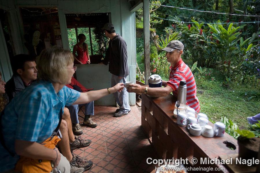 Cafe Monteverde Coffee Tour Costa Rica