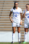 23 August 2015: Duke's Lizzy Raben. The Duke University Blue Devils played the Weber State University Wildcats at Fetzer Field in Chapel Hill, NC in a 2015 NCAA Division I Women's Soccer game. Duke won the game 4-0.