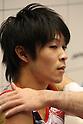Kohei Uchimura (JPN), NOVEMBER 27, 2011 - Artistic Gymnastics : FIG ART World Cup 2011 Tokyo Men's Individual All-Around at Ryogoku Kokugikan, Tokyo, Japan. (Photo by YUTAKA/AFLO SPORT) [1040]