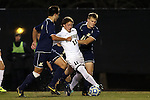 24 November 2013: Wake Forest's Luca Gimenez (BRA) (11). The Wake Forest University Demon Deacons played the Naval Academy Midshipmen at Spry Stadium in Winston-Salem, NC in a 2013 NCAA Division I Men's Soccer Tournament Second Round match. Wake Forest won the game 2-1.
