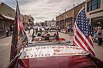 Jackson's Veterans Day parade 2013