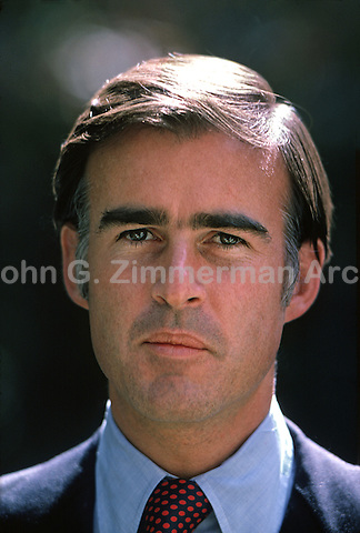 Jerry Brown, Campaigning for Governor of California, 1974. Photo by John G. Zimmerman.