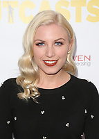 WESTWOOD, CA - April 13: Grace Valerie, At Premiere Of Swen Group's &quot;The Outcasts&quot; At The Landmark Regent  In California on April 13, 2017. <br /> CAP/MPIFS<br /> &copy;MPIFS/Capital Pictures