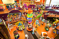 Photography of ImaginOn:  The Joe and Joan Martin Center in Charlotte North Carolina. The Joe and Joan Martin Center is a collaborative venture of the Public Library of Charlotte and Mecklenburg County and the Children's Theater<br /> <br /> <br /> Charlotte Photographer -PatrickSchneiderPhoto.com