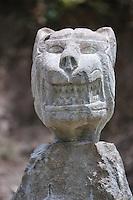 Puma Statue Cusco Peru