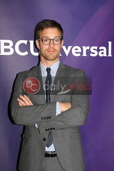Sean Kleier<br /> at the NBCUniversal's 2015 Winter TCA Tour Day 1, Langham Huntington Hotel, Pasadena, CA 01-15-15<br /> David Edwards/Dailyceleb.com 818-249-4998