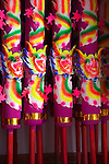Chinese Decorative Incense with Colorful Dragons