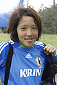 Asuka Nashikawa (JPN), APRIL 3, 2012 - Football / Soccer : Women's International Friendly match between France B and U-20 Japan in Clairefontaine, France. (Photo by AFLO SPORT)