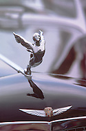 August 26th, 1984. Radiator detail of the 1931 Cadillac 370 Allweather Phaeton.