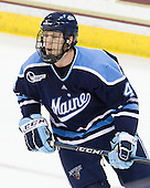 Mike Banwell (Maine - 4) - The Boston College Eagles defeated the visiting University of Maine Black Bears 4-0 on Friday, November 19, 2010, at Conte Forum in Chestnut Hill, Massachusetts.