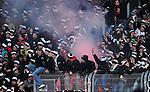 Fussball 1.Bundesliga 2009/2010, 1. FC Nuernberg - Eintracht Frankfurt