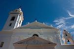 Buenos Aires, Argentina - A Church near recoletas in Buenos Aires