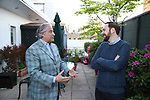 Stewart F. Lane and Moritz von Stuelpnagel attends The Drama League: Meet The Directing Fellows <br />