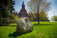 20170512 Campus Art Sculpture