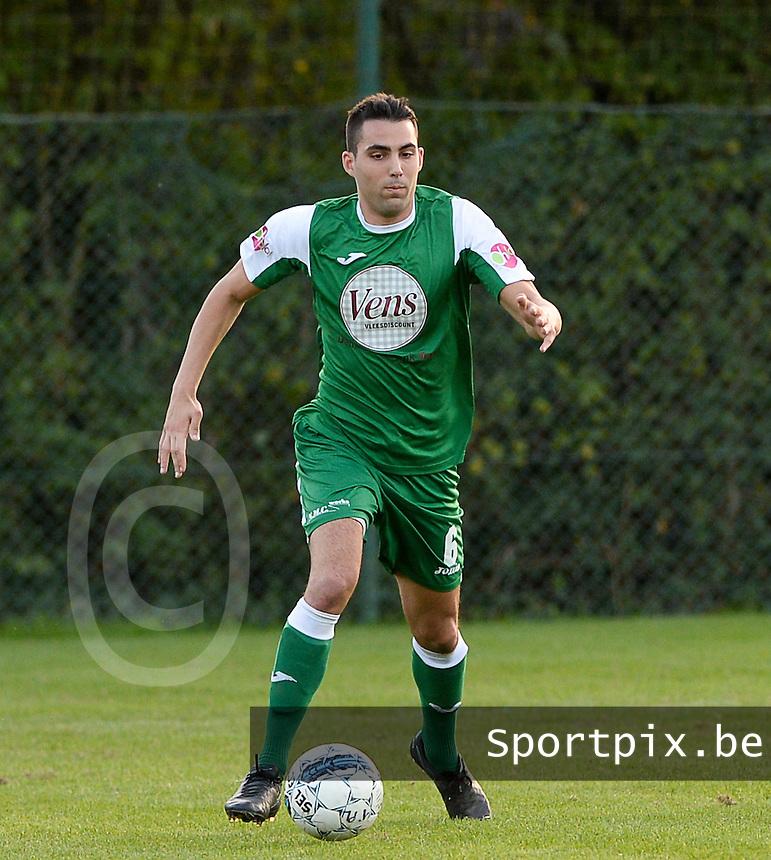 FC Lendelede Sport : Michiel Deltour<br /> Foto David Catry | VDB | Bart Vandenbroucke