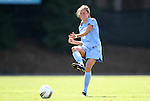 28 August 2011: North Carolina's Megan Brigman. The University of North Carolina Tar Heels defeated the University of Houston Cougars 6-1 at Fetzer Field in Chapel Hill, North Carolina in an NCAA Women's Soccer game.