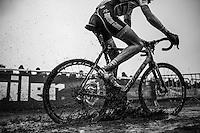 Kevin Pauwels (BEL/Marlux-NapoleonGames)<br /> <br /> elite men's race<br /> CX Superprestige Noordzeecross <br /> Middelkerke / Belgium 2017