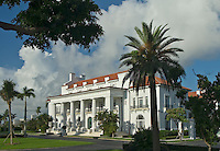 Florida, Palm Beach, Flagler Museum, Exterior