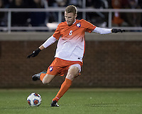 Clemson, SC- December 2, 2016: Clemson University Tigers play the University of Denver Pioneers at Historic Riggs Field.  Final score Denver 1, Clemson 0.