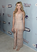 "HOLLYWOOD - OCTOBER 5:  Peyton List at the Los Angeles premiere of ""The Swap"" at ArcLight Hollywood on October 5, 2016 in Hollywood, California. Credit: mpi991/MediaPunch"