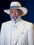 James Meredith at Off Square Books in Oxford, Miss. on Thursday, August 30, 2012.