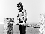 Beatles George Harrison during Magical Mystery Tour September 1967<br />