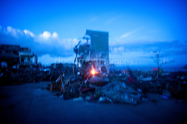 Magali Corouge / Documentography<br />Nov-Dec 2013, Tacloban, Leyte, Philippines.<br /><br />Typhoon Haiyan smashed into the central Philippines on November 8, laying waste to just about everything in its path, killing more than 4,000 people and leaving four million displaced.